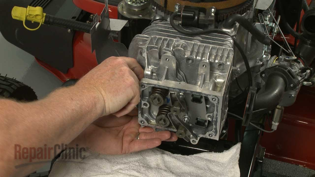Briggs Amp Stratton Small Engine Replace Cylinder Head