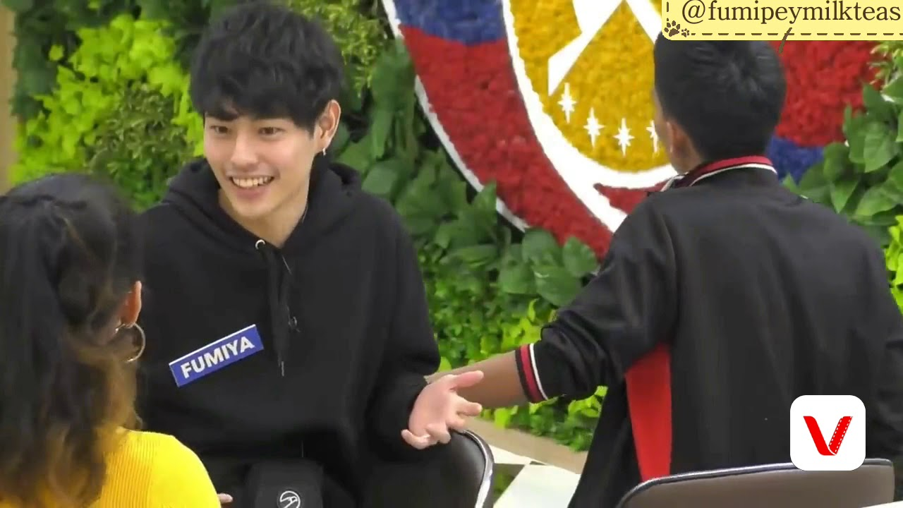 FUMIYA and APEY (The Making of the Disastrous Love Triangle)