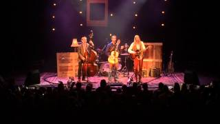 The Wood Brothers at Chicago