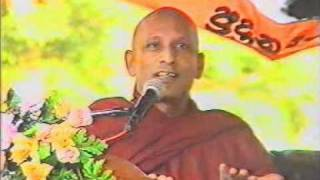 This is the Last Public Speech of late Most Ven Gangodawila Soma Th...