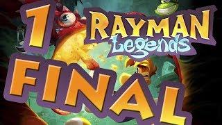 Rayman Legends - Картина 1 [Финал](А вот и завершающий уровень первой картины! Снова - лёгкая пробежка Лайки и подписка - обязательны :3 Материа..., 2013-10-15T10:00:00.000Z)