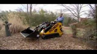 "History Channel's ""modern Marvels"" - Boxer Mini-skid And Cat 994f Comparison"