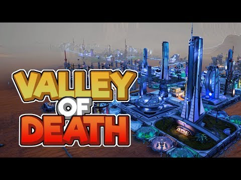 Valley of Death – Aven Colony Gameplay – Let's Play Part 11