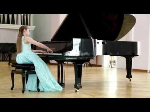 Иоганн Себастьян Бах - BWV 790 - Три части инвенции №4 (ре минор)