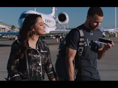 """Steph & Ayesha Curry Appear on HBO's """"Ballers;"""" Steph Tries to Get Ayesha to join Mile High Club!"""