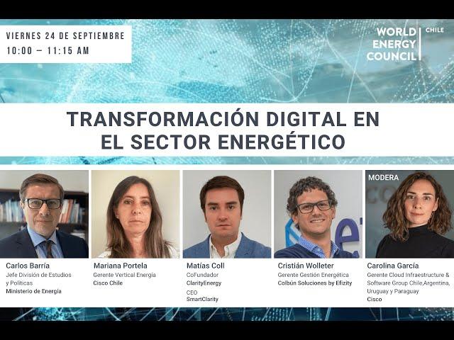 Transformación digital en el sector energético