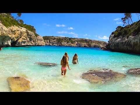 Having Fun In Magaluf - Mallorca, Exotic Beaches, Turquoise Waters