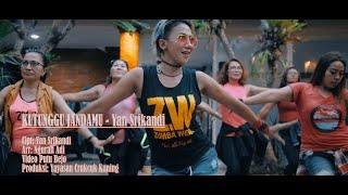 KUTUNGGU JANDAMU - Vocal: Yan Srikandi, Orginal Video - Putu Bejo Official
