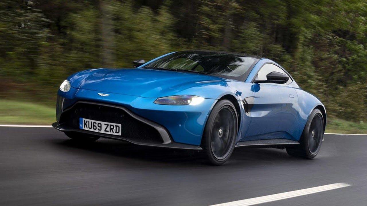 Must Watch 2020 Aston Martin Vantage Test Drive Youtube