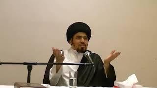 السيد منير الخباز - لماذا كان صلح الإمام الحسن عليه السلام مظهرا لعزة منصب الإمامة