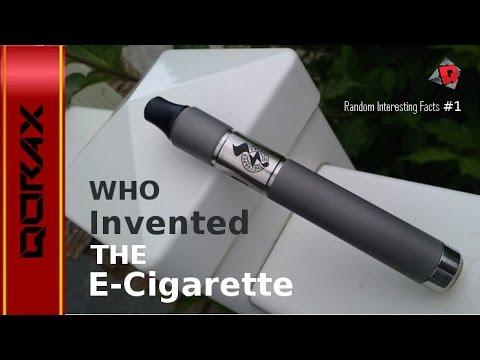 RIF-1: Who Invented the E-Cigarette? (HD)
