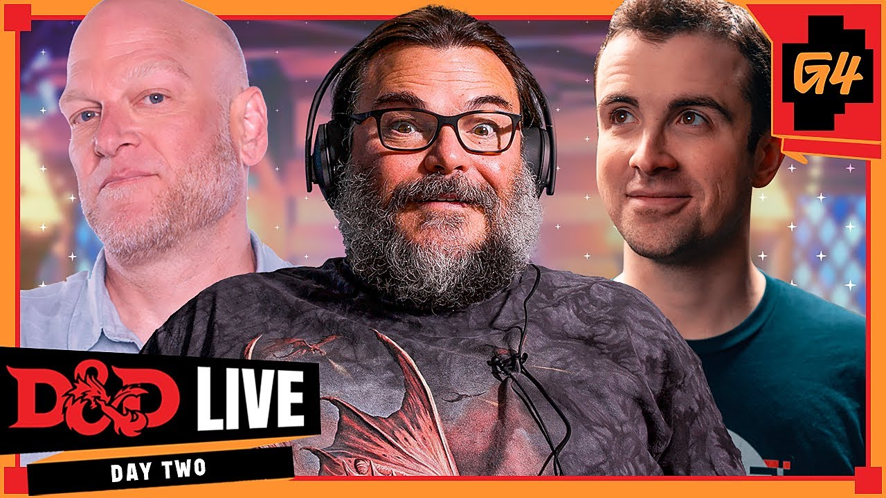 Download D&D Live 2021 Day Two, Presented by G4