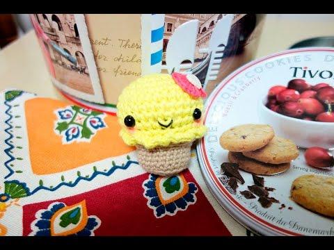 Reto 4: Cómo hacer un heladito amigurumi