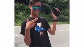 Download lagu Tik tok slow motion Nor aiman syazani Vs Danial danish