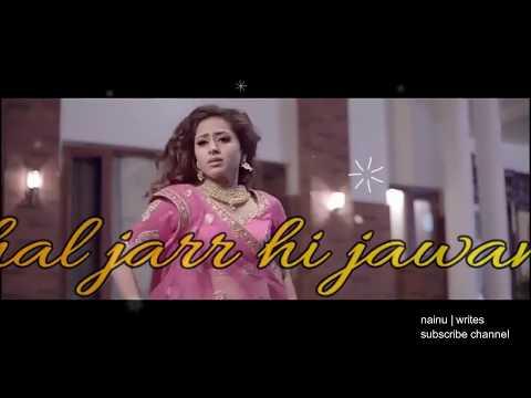 Je Hun Tu Vi Badal Gya, Main Te Mar Hi Javangi Lyrics | Whatsapp Status Video | Nainu Writes