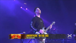 Gambar cover Linkin Park - In The End [Live in Argentina 2017] [BEST CROWD EVER]