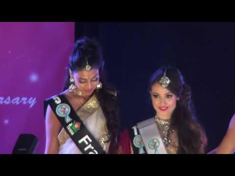 Miss India Worldwide by facebook.com/hollywoodbollywoodCalendar/