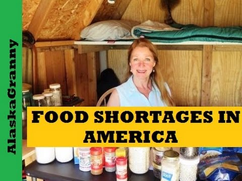Food Shortages in America - Stockpile Food Now