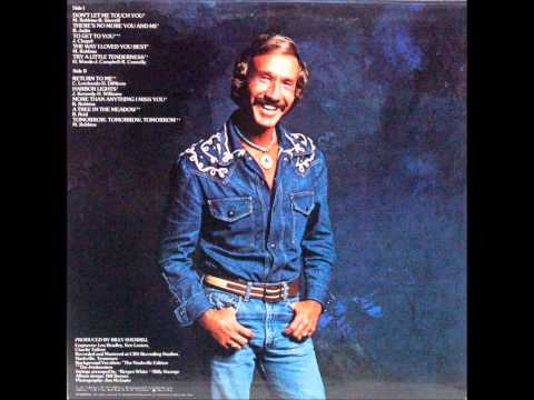 Return To Me , Marty Robbins , 1978 Vinyl