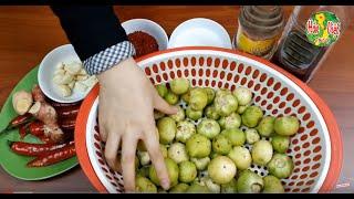Cách Làm Kim Chi Cà Pháo Cực Ngon - Ít Người Biết | Hồn Việt Food