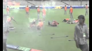 IPL 2013 Season 6-Sunrisers Hyderabad vs Kings XI Punjab-Practice Session-IANS India Videos