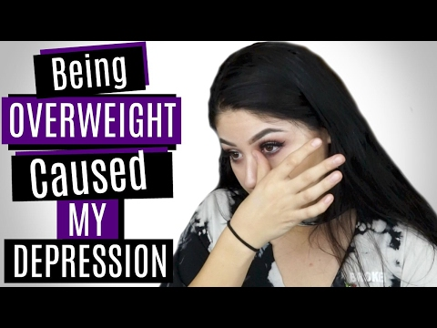 Being Overweight Caused my Depression and Anxiety// STORYTIME
