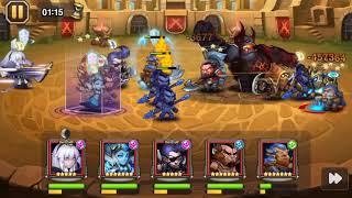 Soul Hunters Sky Fortress Level 26-3
