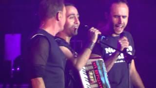 LOS VASQUEZ Y FRANCO DE VITA MOVISTAR 2014 GALA RADIO PUDAHUEL
