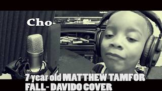 Davido - Fall Cover By Matthew Tamfor produced by Jerry Cleo
