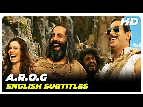 A.R.O.G   Cem Yılmaz Turkish Comedy Full Movie ( English Subtitles )