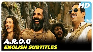 A.R.O.G | Cem Yılmaz Turkish Comedy Full Movie ( English Subtitles )