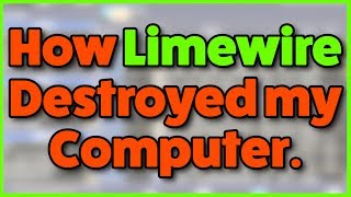 How LimeWire Broke My PC... - Virus Investigations 45