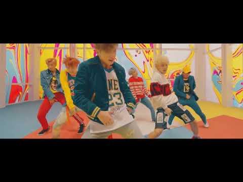 BTS (방탄소년단) 'DNA' Official MV (Choreography Version)