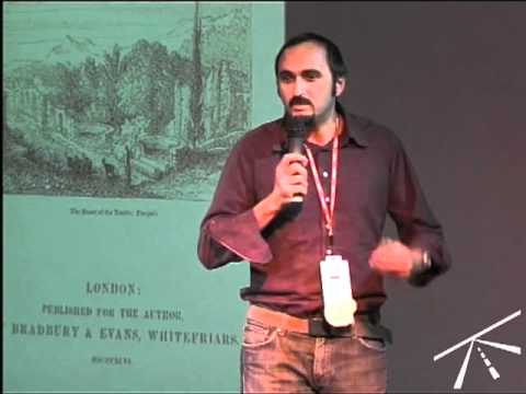 """Frontiers of Interaction 2011 - Paolo Ciuccarelli """"Information Visualization"""" workshop recap"""