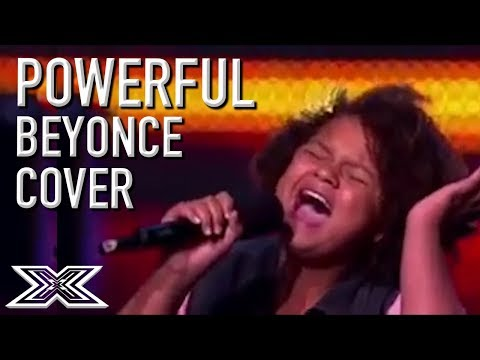 Teenager AMAZES Crowd With 'If I Were A Boy' Cover!  | X Factor Global
