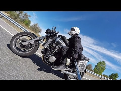 44 Days Adventure - CafeRacer EuroTrip - Motorcycle Adventure