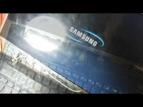 Samsung 355E  - Замена матрицы ноутбука[2015]