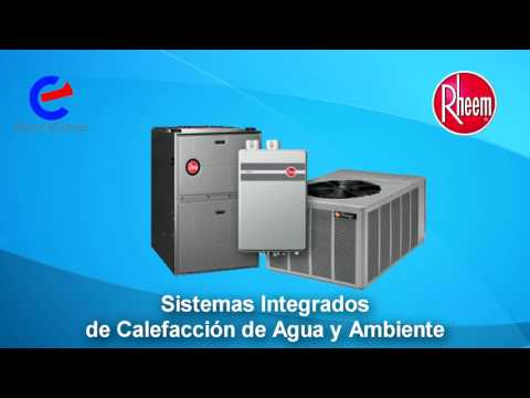 Electri Climas - Calefacciones Rheem