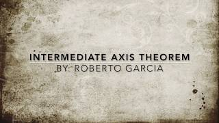 Intermediate Axis Theorem