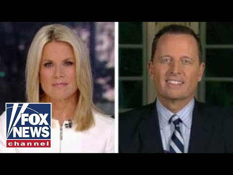 Grenell: NKorea feels pressure of Trump's tough diplomacy