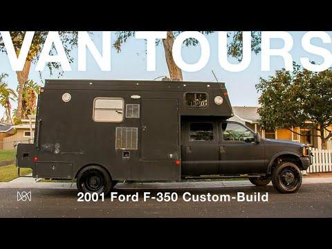 Van Tours: John Jackson's Beast-of-a-Rig, the 'Riff Raff'
