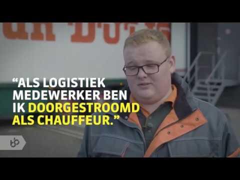 Chauffeur wegvervoer (SBB)