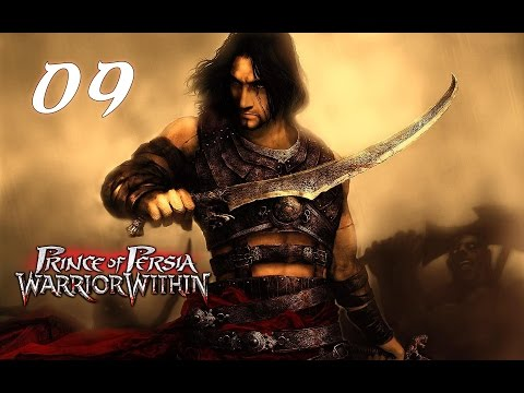 Prince of Persia: Warrior Within PC 100% Walkthrough 09 (Hard) Beast and Burden