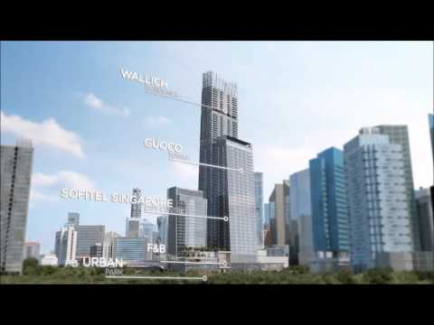 Wallich Residences | Tallest Building in Singapore