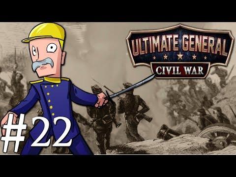 Ultimate General Civil War 1.0    Union   Part 22   Stones River