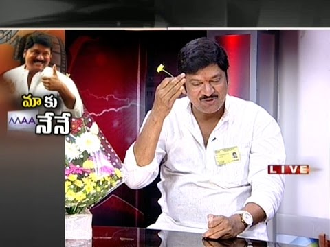 Special Interview with MAA President Rajendra Prasad and about His Victory - Part 03