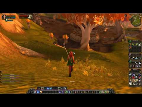 World Of Warcraft Thalas let's play part 11 - Into the city
