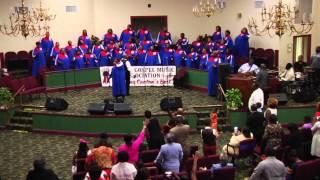 God's On Your Side LIVE - Mississippi Mass Choir