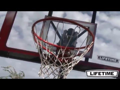 Lifetime 52 In. Portable Basketball Hoop 1558 - KitSuperStore.com