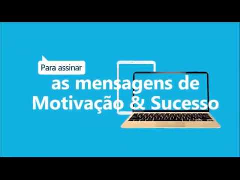 Mensagens Semanais Motivação Sucesso Assine Agora